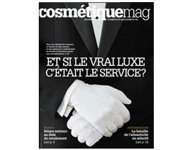 cosmetic mag Nougatine Paris